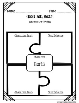 Good Job, Bear!