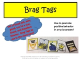 Good Job Brag Tags Set