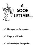 Good Listener Mini Anchor