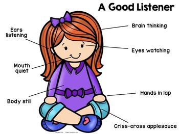 Good Listener Poster
