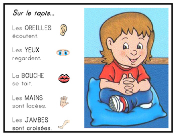 Good Listening Habits (in French)