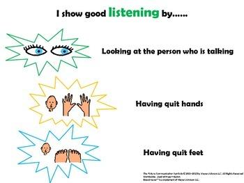 Good Listening Skills