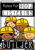 Good Listening Skills (Builder Theme)