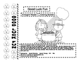 Good Luck Fun -St. Patrick's Day Emergent Reader and Coloring Booklet