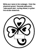 """""""Shamrock Game!"""" - St. Patrick's Day Group Game, Crafts, and Song"""
