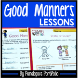 GOOD MANNERS Lessons and Activities - Character Education