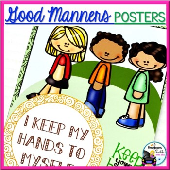 Good Manners Activity:  Good Manners Coloring Pages