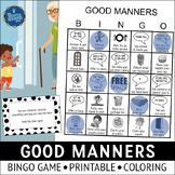 Good Manners Activities
