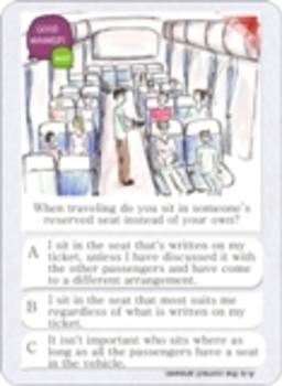 Good Manners Quiz 2/2