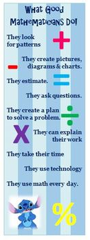 Good Mathematicians Bookmark