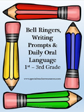 Elementary Langauge Arts Bell Ringers Packet Vol 1
