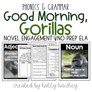 Good Morning, Gorillas NO PREP (ELA)