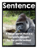 Good Morning, Gorillas NO PREP (ELA)