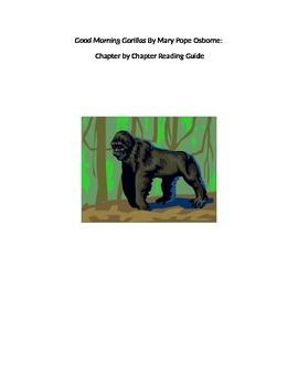 Good Morning Gorillas Packet