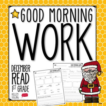Morning Work - December (Reading)