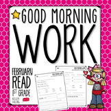 Morning Work - February (Reading)