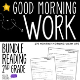 Morning Work Bundle (2nd Grade Reading)