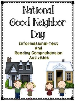 Good Neighbor Day