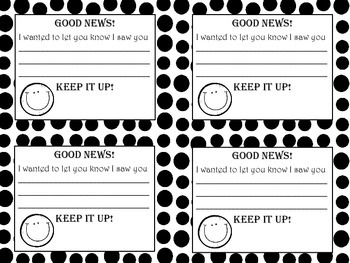 Good News Notes