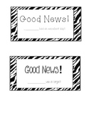 Good News Post Cards