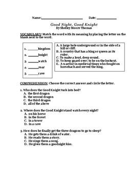 Good Night, Good Knight CCG