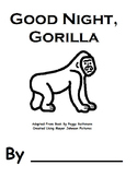 """Good Night, Gorilla BW book and """"wh""""questions"""