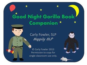 Good Night Gorilla Book Companion