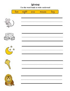 Good Night Gorilla Language Literacy