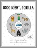Good Night, Gorilla - Letter Hunt