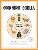 Good Night, Gorilla - Pattern Strips & Chips