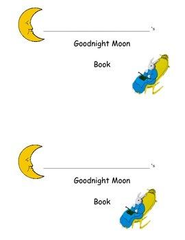 Good Night Moon book