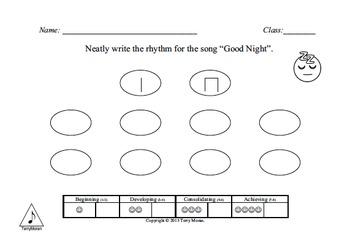 Good Night - Rhythm Pack