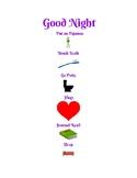 Good Night Routine Chart