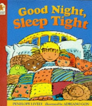 Good Night Sleep Tight Comprehension Questions