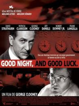 Good Night and Good Luck Movie