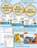IMAGES teach Good Observations lead to Good Inferences and