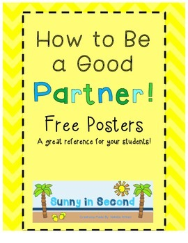 Good Partner Posters