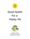 Good Physical, Emotional, Mental, Social Health Lesson, Assessment
