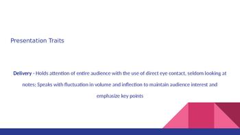 Good Presentation Skills PPT