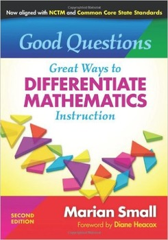 Good Questions: Great Ways to Differentiate Mathematics In