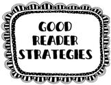 Good Reader Strategies Bundle
