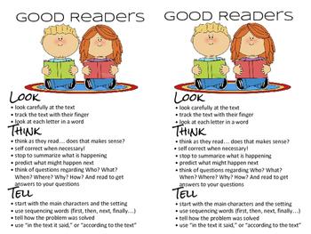 Good Readers
