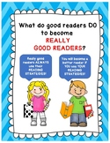 Reading Strategies Mini Posters