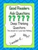 Good Readers Ask Questions
