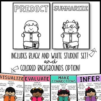 Good Readers - Classroom Poster Set