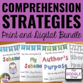 Reading Comprehension Activities for Any Text BUNDLE | Pri