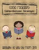 Good Readers: Comprehension Strategies