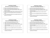 Good Reader's Desktop Checklist