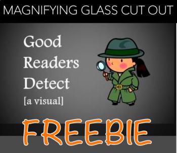 Good Readers Detect