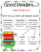 """""""Good Readers"""" Guided Reading Flip Chart"""